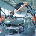 خط تولید بهمن موتور