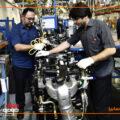 خط تولید مگا موتور