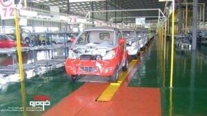 خودرو برقی کارمانیا (2)