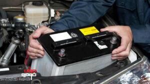 دزدیدن باتری خودرو