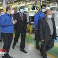 بازدید سفیر سنگال از ایران خودرو