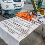 ابزار و تجهیزات صافکاری PDR