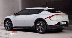خودرو EV6 (1)