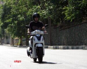 موتورسیکلت دینو ویند