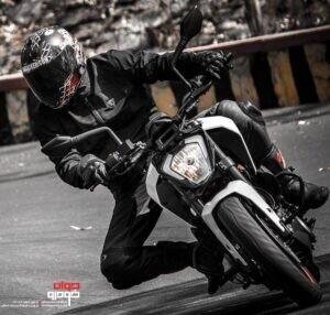 موتورسیکلت KTM دوک 250