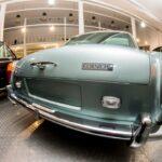 موزه خودروهای تاریخی سعد آباد