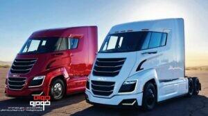 کامیون های برقی نیکولا (2)