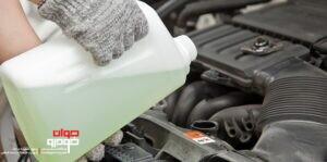 مایع خنک کننده موتور