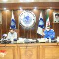 نشست رئیس سازمان استاندارد در ایران خودرو