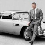 آستون مارتین DB5 مامور 007 (2)