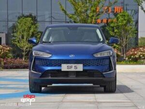خودرو Seres SF5 (2)