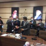 قرارداد همکاری آمیکو و چرخشگر تبریز (1)