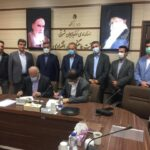 قرارداد همکاری آمیکو و چرخشگر تبریز (3)