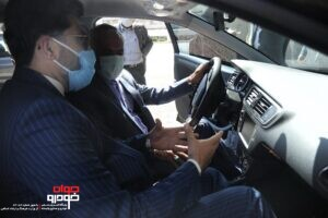 مدیرعامل ایران خودرو در تارا