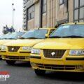 تاکسی ایران خودرو